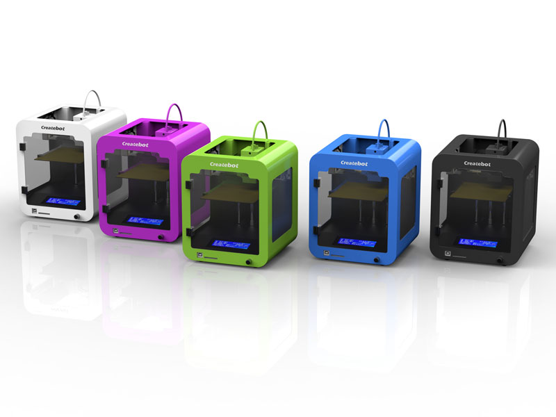 Createbot super mini