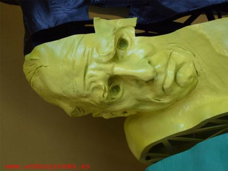 Escaneado 3D en Arte