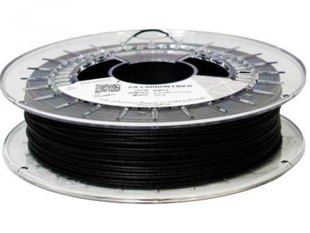 Poliamida con fibra de carbono