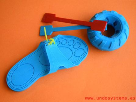 prototipos 3D flexible