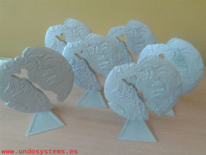 Premios Forqué por Impresión 3D