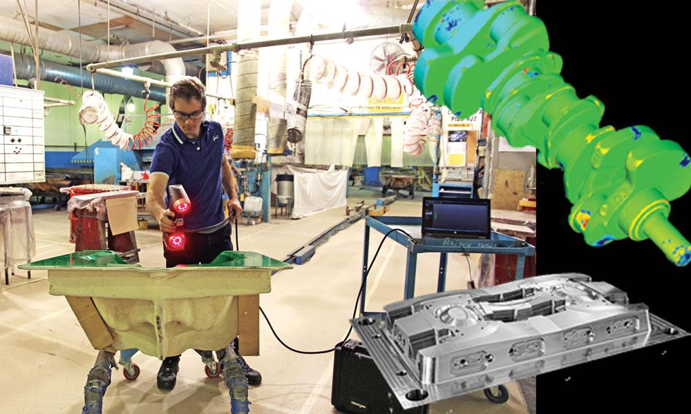 Servicios en escaneado 3D