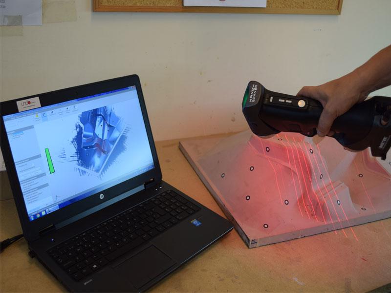 Digitalizado 3D Moldes