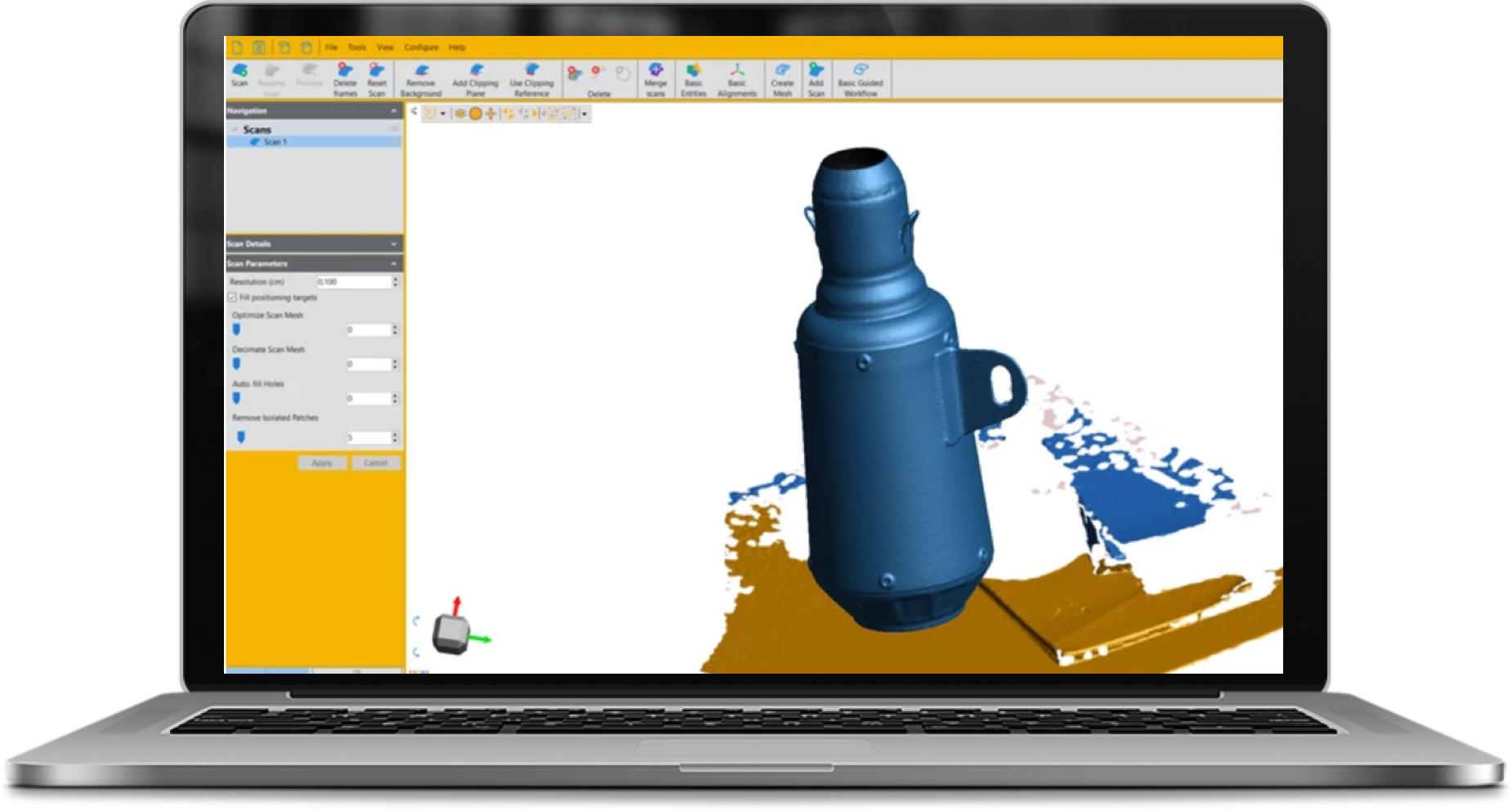 Software Peel 3D