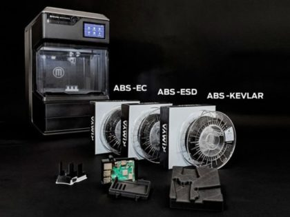 Nuevos materiales Kimya para Makerbot