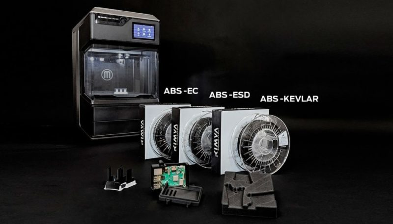 materiales impresora 3D